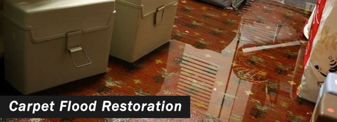 Carpet Flood Restoration Sydney