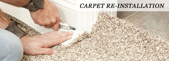 Carpet Re-Installation Adelaide