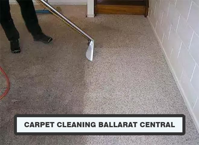 Carpet Cleaning Ballarat Central