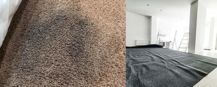 Damaging of The Carpet by Cleaning